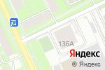 Схема проезда до компании Автоэвакуатор159 в Перми