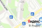 Схема проезда до компании Крепость в Перми