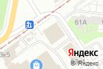 Схема проезда до компании АКВАФОР в Перми