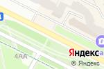Схема проезда до компании Hey Coffee в Перми