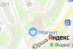 Схема проезда до компании Магазин товаров для праздника в Перми