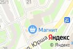 Схема проезда до компании Город мастеров в Перми