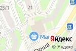Схема проезда до компании Oriflame в Перми