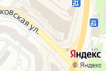 Схема проезда до компании Deltapay в Перми