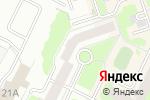 Схема проезда до компании BeerLoga в Перми