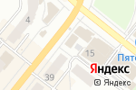 Схема проезда до компании ComePay в Перми