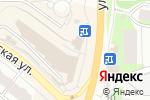 Схема проезда до компании Таблетка в Перми