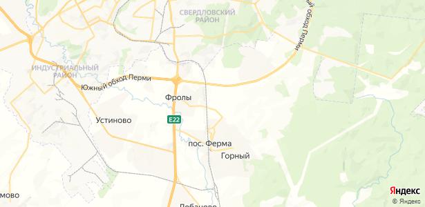 Няшино на карте