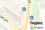 Схема проезда до компании Покровский хлеб в Перми