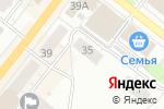 Схема проезда до компании Шанс в Перми