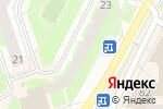 Схема проезда до компании Магазин-ателье в Перми