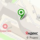 Местоположение компании Фактор безопасности
