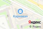 Схема проезда до компании Leclat в Перми