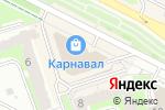 Схема проезда до компании Алфавит в Перми