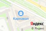 Схема проезда до компании Pay. Travel в Перми