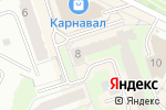 Схема проезда до компании Пятачок в Перми