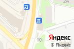 Схема проезда до компании Фотолюкс в Перми