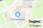 Схема проезда до компании АЛИСА знает, что делать! в Перми