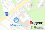 Схема проезда до компании Strekoza в Перми