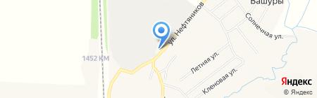 ЕвразМеталл Урал на карте Ферма