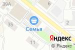 Схема проезда до компании Московская ярмарка в Перми