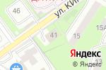 Схема проезда до компании Полк ДПС ГИБДД в Перми