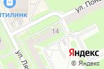 Схема проезда до компании Ваш партнер в Перми