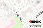 Схема проезда до компании Кулинария в Перми