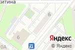 Схема проезда до компании Многопрофильная компания в Перми