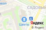 Схема проезда до компании Майские Деликатесы в Перми