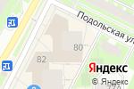 Схема проезда до компании YNG в Перми