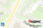 Схема проезда до компании Визит в Перми