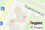 Схема проезда до компании KIDS MODELS в Перми