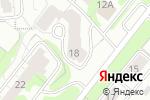 Схема проезда до компании Новостройки в Перми