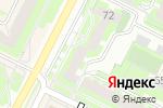 Схема проезда до компании Пункт выдачи товаров в Перми