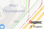 Схема проезда до компании Авто Бан в Перми