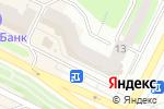 Схема проезда до компании Любимец в Перми