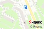 Схема проезда до компании Урал-центр в Перми