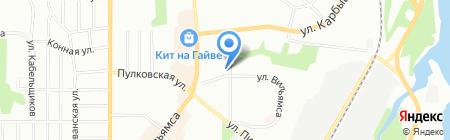 Магазин бытовой химии на карте Перми