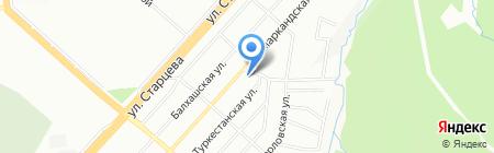 ЭНЕРГОРЕСУРС на карте Перми