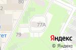 Схема проезда до компании УниверсалСтройКомплекс в Перми