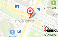 Схема проезда до компании Агентство Правовой Информации «Веда-Информ» в Перми