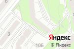 Схема проезда до компании TelePay в Перми