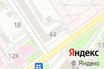 Схема проезда до компании Магазин разливных напитков в Перми