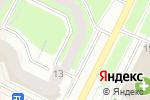 Схема проезда до компании Адвокатский кабинет Чумака С.Н. в Перми