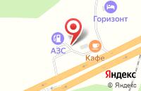 Схема проезда до компании КПД в Шакше
