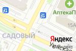 Схема проезда до компании Graviцапа в Перми