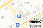 Схема проезда до компании Администрация Мотовилихинского района в Перми