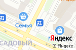 Схема проезда до компании Удобные деньги в Перми