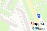 Схема проезда до компании Центр Уникальных Товаров в Перми